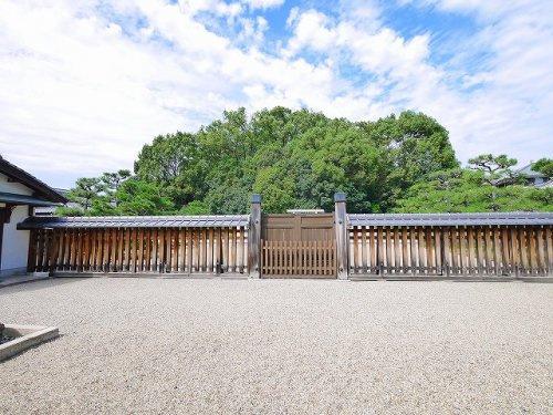 開化天皇春日卒川坂上陵の画像