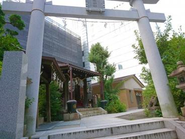 太田姫稲荷神社の画像1