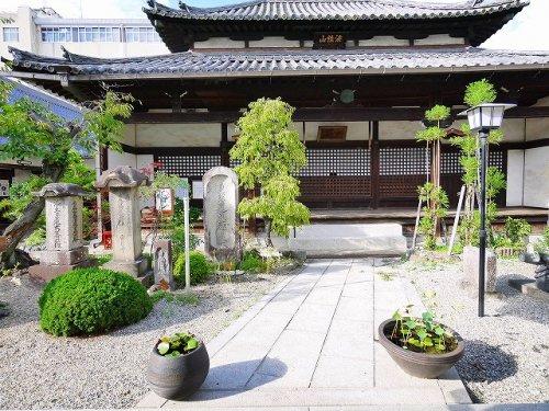 法性山常徳寺の画像