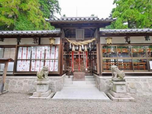 添御県坐神社(そうのみあがたにます)の画像
