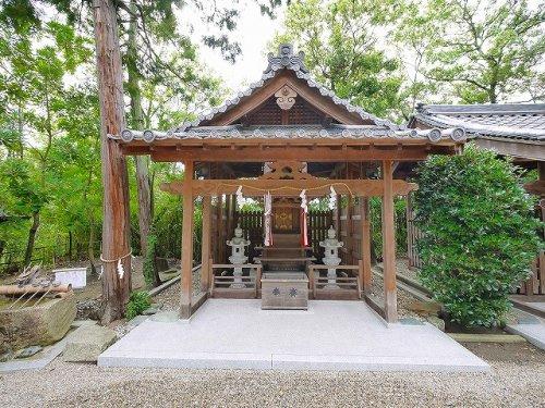 恵美須神社(添御県坐神社内)の画像