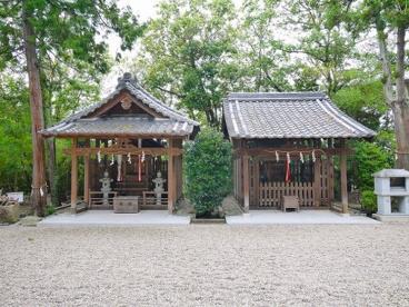 恵美須神社(添御県坐神社内)の画像3