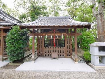 戦没英霊殿(添御県坐神社内)の画像1
