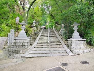 戦没英霊殿(添御県坐神社内)の画像2