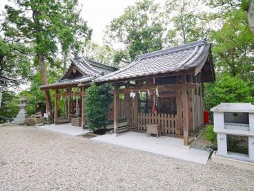 戦没英霊殿(添御県坐神社内)の画像3