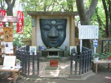上野大仏の画像1