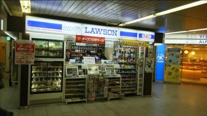 ローソンサテライト  OSLなんば駅北1号店の画像1