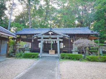 葛上神社の画像1