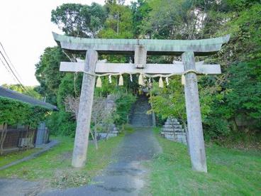 葛上神社の画像2