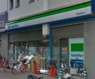 ファミリーマート 西新井駅東口店