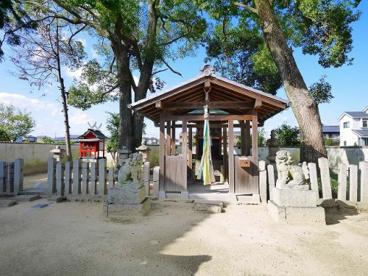 皇大神宮社(四条大路)の画像1