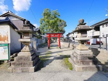 皇大神宮社(四条大路)の画像2