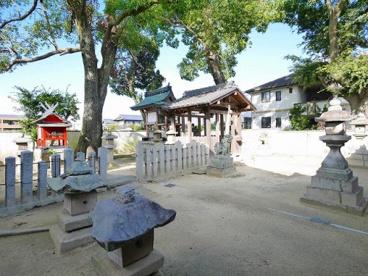皇大神宮社(四条大路)の画像4