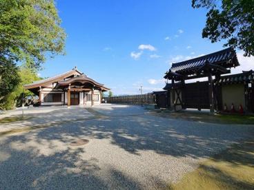 唐招提寺寺務所の画像5