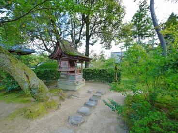 訶梨帝母社(唐招提寺)の画像3