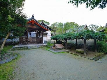 唐招提寺 醍醐井戸の画像3