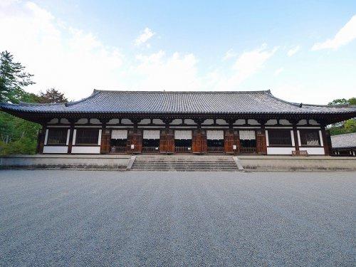 唐招提寺講堂の画像