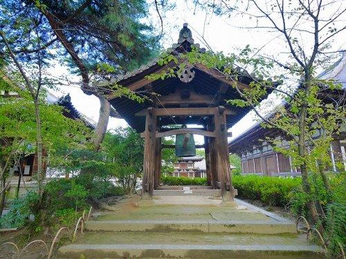 唐招提寺 鐘楼の画像