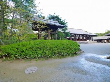 唐招提寺 鐘楼の画像2