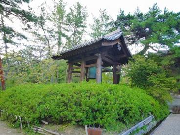 唐招提寺 鐘楼の画像3