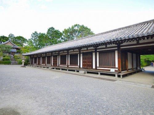 唐招提寺 東室の画像
