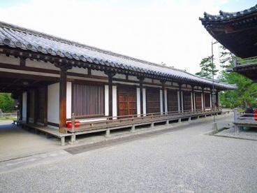 唐招提寺 礼堂の画像4