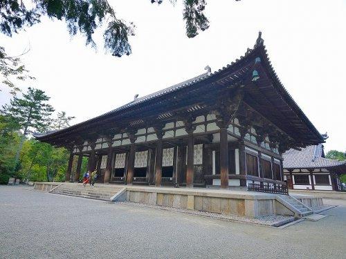 唐招提寺 金堂の画像