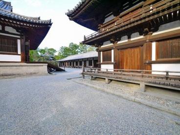 唐招提寺鼓楼の画像2