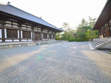 唐招提寺鼓楼の画像3
