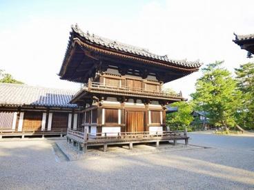 唐招提寺鼓楼の画像4