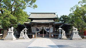飛幡神社の画像1