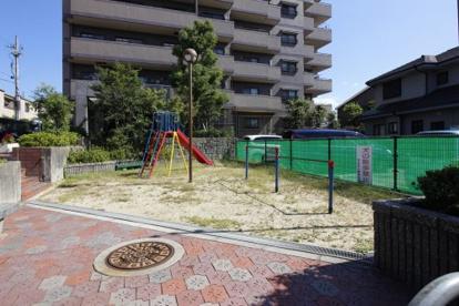 伊勢田大谷第二児童遊園の画像1