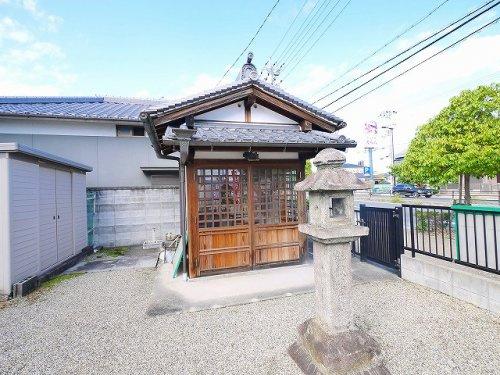 尼ヶ辻地蔵石仏の画像