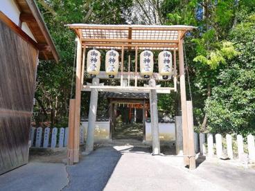 蓬莱神社の画像1