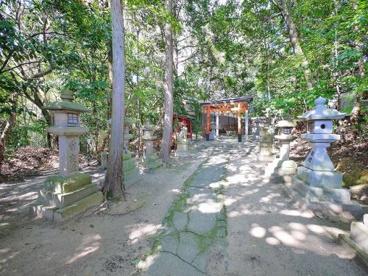 蓬莱神社の画像3