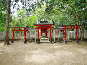西波天神社の画像2