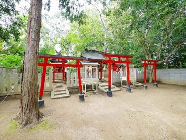 西波天神社の画像5