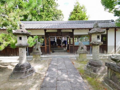 天満神社(七条)の画像