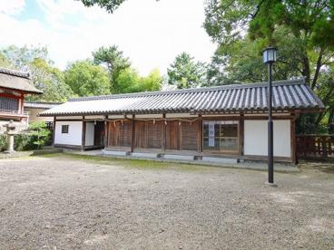 薬師寺休ヶ岡八幡宮の画像3