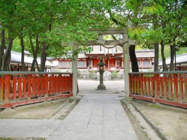 薬師寺休ヶ岡八幡宮の画像4