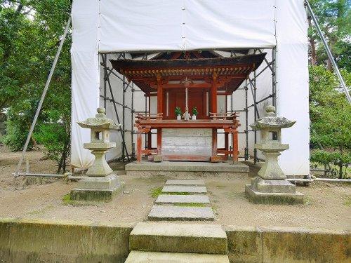 薬師寺 若宮社の画像