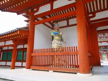 薬師寺 中門の画像2