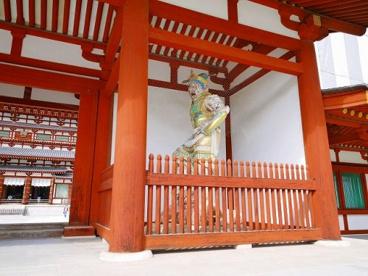 薬師寺 中門の画像4
