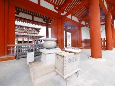 薬師寺 中門の画像5