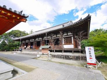 薬師寺東院堂の画像1