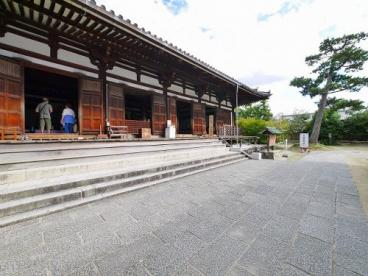 薬師寺東院堂の画像3