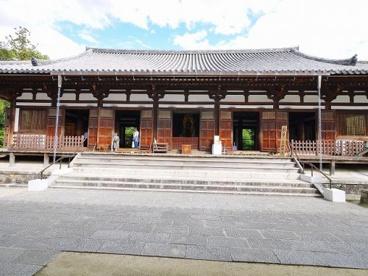 薬師寺東院堂の画像5