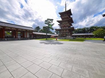 薬師寺東塔の画像2