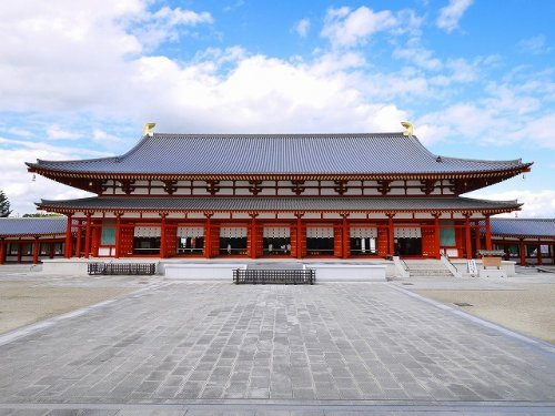 薬師寺 大講堂の画像