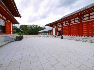 薬師寺 食堂の画像4